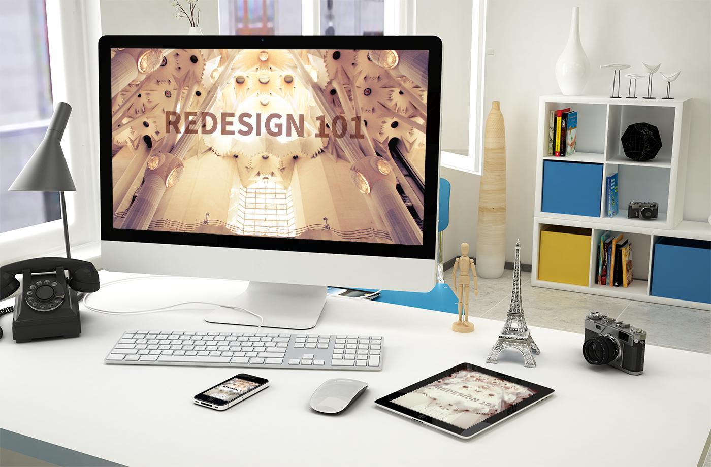 redesign 101