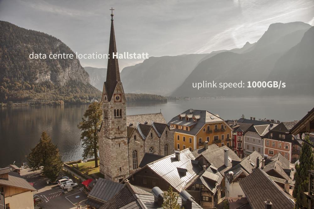 web hosting Hallstatt